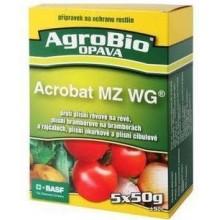 AgroBio ACROBAT MZ WG proti plísni, 5x50 g 003203