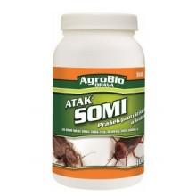 AgroBio ATAK Somi proti štěnicím a švábům 100 g 002144