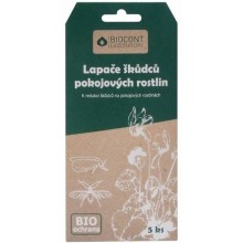 AgroBio BIOCONT lapače škůdců pokojových rostlin, 5 ks 011043