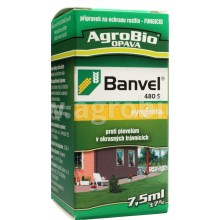 AgroBio BANVEL 480 S k hubení plevelů, 7,5 ml herbicid 004007