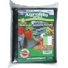 AgroBio netkaná textilie 3,2x10 m, černá 021008