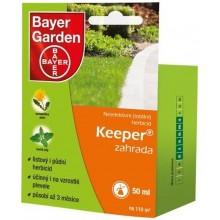 Bayer Garden KEEPER Zahrada 50 ml herbicid pro hubení plevelů, 004111