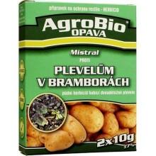 AgroBio MISTRAL proti plevelům v bramborách 2x10 g