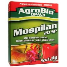 AgroBio MOSPILAN 20 SP přípravek na ochranu rostlin, 2x1.8 g 001037