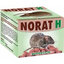 AgroBio NORAT H požerová nástraha, maxipelety, 120 g 008062