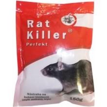 AgroBio RAT KILLER Perfekt jed pro hubení hlodavců, 150 g