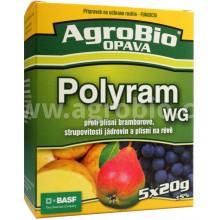 AGROBIO POLYRAM WG proti plísni bramborové, 5x20 g 003091