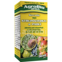 AgroBio PROTI strupovitosti a padlí (Sercadis), 30 ml 003280
