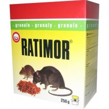 AgroBio RATIMOR granule návnada, jed 200 g