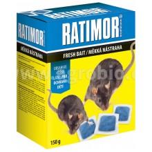 AgroBio RATIMOR měkká návnada, 150 g krab. 008059