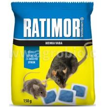 AgroBio RATIMOR měkká návnada, 150 g sáček 008058