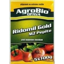 AgroBio RIDOMIL GOLD MZ PEPITE 5x100 g fungicid 003143