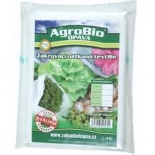 AgroBio netkaná textilie 1,6x10 m, bílá