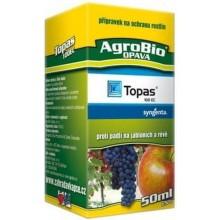AgroBio TOPAS 100 EC proti padlí a strupovitosti, 50 ml 003130