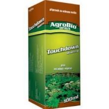 AgroBio TOUCHDOWN QUATTRO hubení plevelů, 100 ml herbicid 004064