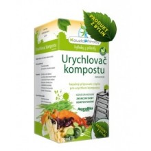 AgroBio Kouzlo Přírody Urychlovač kompostu koncentrát 50 ml 009038