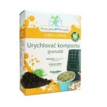 AgroBio KouzloPřírody Urychlovač kompostu granulát 1 kg 009044