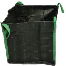 AgroBio VAK na zahradní odpad 70x70x70 cm, zelený 021017