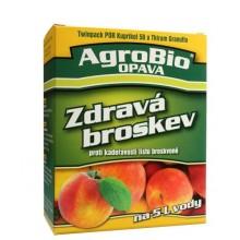 AgroBio Zdravá broskev - souprava 2x30 g + 1x15 g 003231