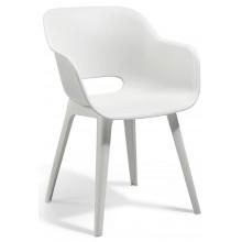 KETER AKOLA Nohy k židli, bílá 17206197