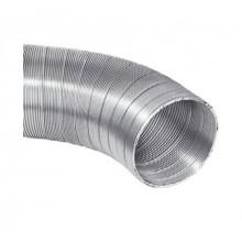 Hliníkové potrubí, ohebné flexi průměr 125 mm, délka 3m
