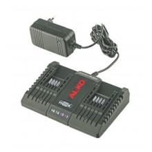 AL-KO Easy Flex Nabíječka dvojitá 20 V / 2 A pro dva akumulátory 113561