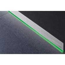 ALCAPLAST Alca Light osvětlení pro žlab APZ5 SPA 650 mm, zelené AEZ122-650