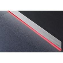 ALCAPLAST Alca Light osvětlení pro žlab APZ5 SPA 650 mm, červené AEZ123-650