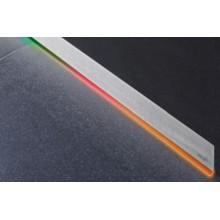 ALCAPLAST Alca Light osvětlení pro žlab APZ5 SPA 650 mm, rainbow AEZ124-650