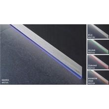 ALCAPLAST Alca Light osvětlení pro žlab APZ5 SPA 950 mm, červené AEZ123-950