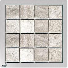 ALCAPLAST Mřížka pro nerezové vpusti 92×92 mm pro vložení dlažby MPV016