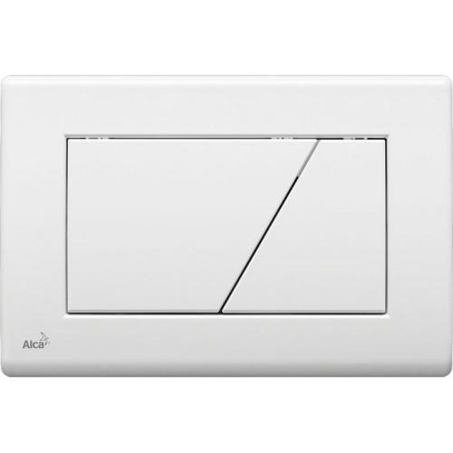 ALCAPLAST Ovládací tlačítko splachovací M170 pro předstěnové instalační systémy (bílé)
