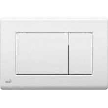 ALCAPLAST Ovládací tlačítko splachovací M270 (bílé)