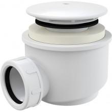 ALCAPLAST Sifon vaničkový bílý A47B O60