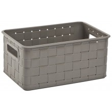 CURVER NUANCE S 6L úložný box 28x18x13cm hnědý 17197396