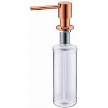 ALVEUS PLUM dávkovač saponátu 250ml, copper 1129082