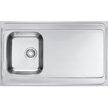 ALVEUS CLASSIC PRO 70 kuchyňský dřez nerez, 1000 x 600 mm, satin 1130471