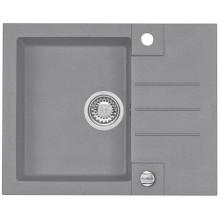 ALVEUS ROCK 30 kuchyňský dřez granitový, 595x475 mm, beton