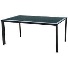 Stůl ANGELA ZWT-26 zahradní, černá 610/11