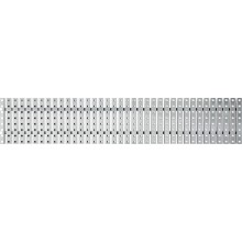 ALCAPLAST Přelivový rošt bez protiskluzu 35mmx295mmx1000mm AP4-295/1000