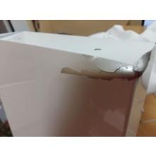 VÝPRODEJ AQUALINE DIVA sprchový panel s baterií, bílá SL270, POŠKOZEN SPODNÍ ROH