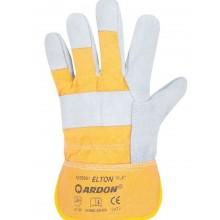 "ANDOR rukavice ELTON velikost 10,5"" žlutá A1031"