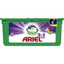 ARIEL Color 3v1 gelové kapsle 28 ks