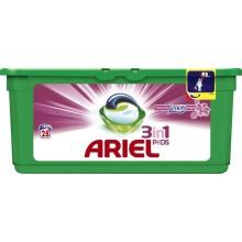 ARIEL Touch of Lenor 3v1 gelové kapsle 28ks