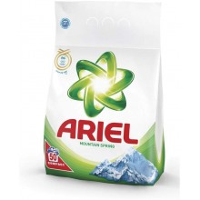 Ariel Mountain Spring, 50 praní, 3,5 kg