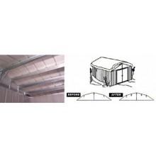 ARROW Výztuha střechy k zahradnímu domku 10x8 RBK10610