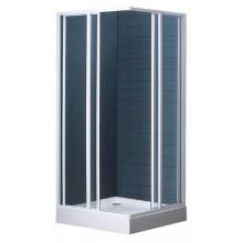 GELCO BETA 90 čiré komplet sprchový kout čtverec PAN00269