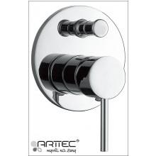 ARTTEC Clide Vanová podomítková baterie , chrom BAT00215