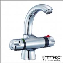 ARTTEC Thermo TM 00 Vodovodní baterie termostatická stojánková umyvadlová bez výpusti