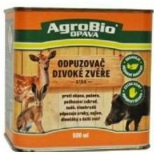 AgroBio ATAK Odpuzovač divoké zvěře, 500ml 002168